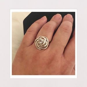 Jewelry - New | Sterling Silver Rose Ring Handmade | 7